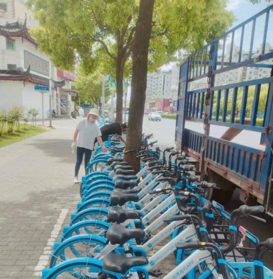 上海共享两轮五一长假报告出炉,骑行总距离相当于绕地球28圈