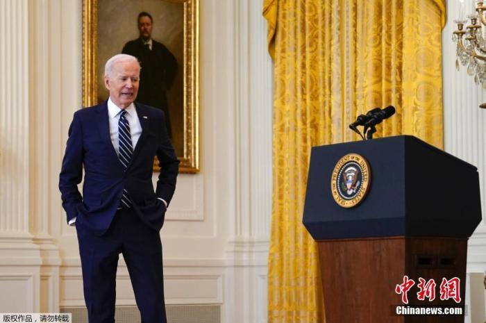 白宫:北约大门应向包括乌克兰在内的新成员开放