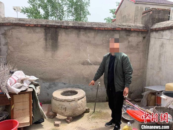 安徽明光警方破获系列盗窃文物案 被盗文物已追回
