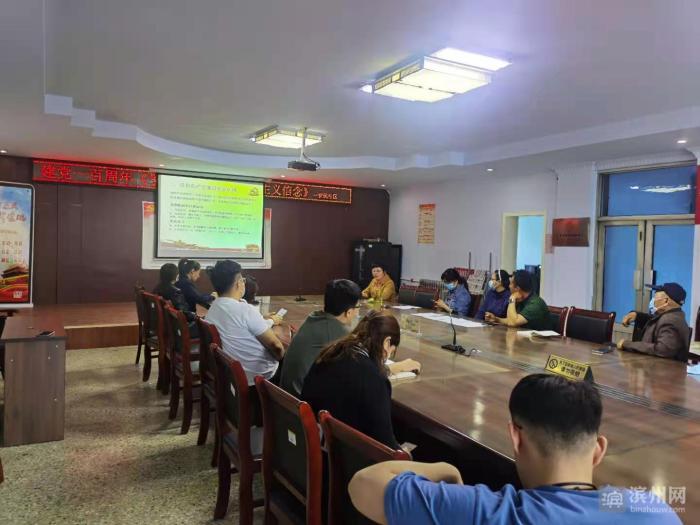 彭李安民社区:举办两堂党史学习教育专题讲座 提升党员为民服务水平