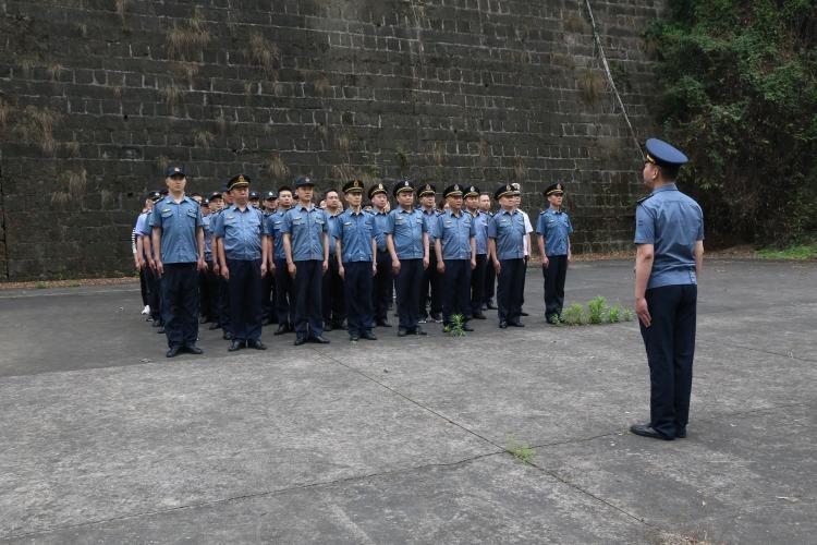 巴中市交通运输综合行政执法支队抓实执法技能培训