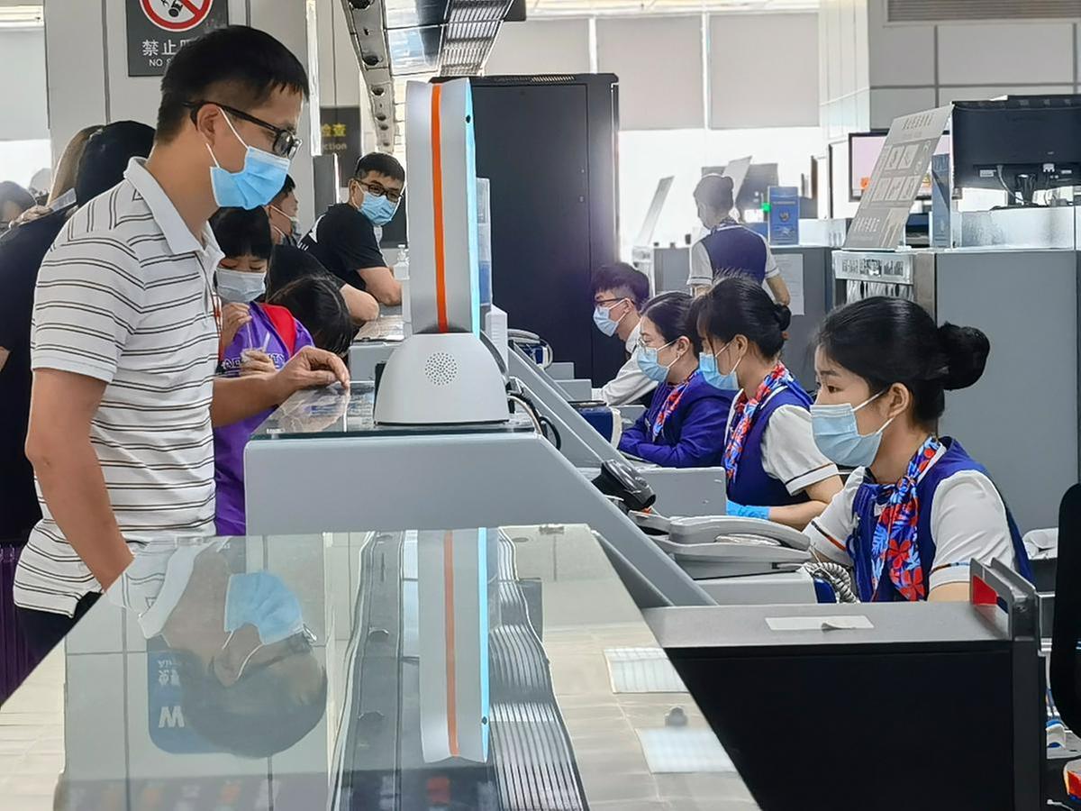 珠海机场迎来单日客流最高值