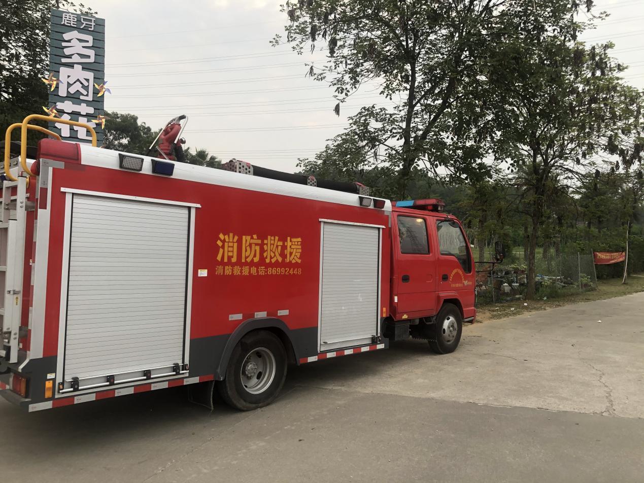 我为群众办实事 | 东边村升级改造微型消防站