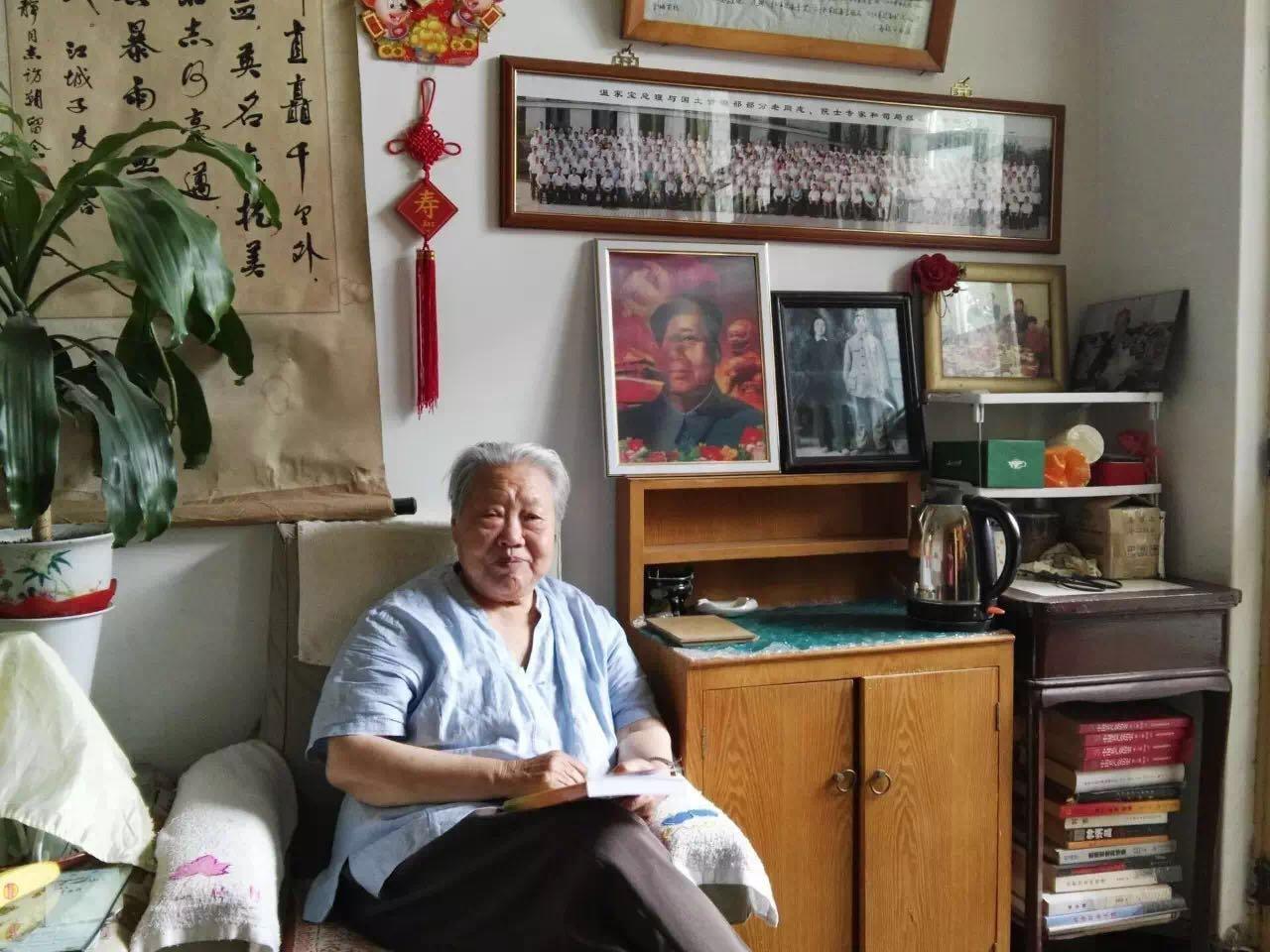 朝鲜战场上志愿军牺牲的最高指挥官李湘军长遗孀安淑静逝世