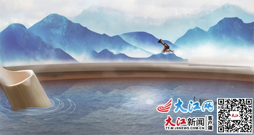 江西,山水田园的经典意象:鱼米之乡