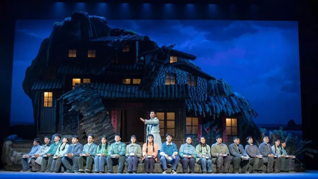 5月15日、16日,台州故事将登上国家大剧院舞台