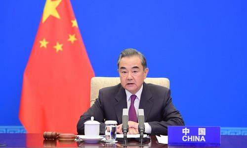 王毅主持联合国安理会高级别会议