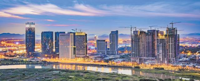 """外贸出口再创新高 快递业务全国第一 经济指标全线""""飘红"""" 义乌跑出高质量发展加速度"""