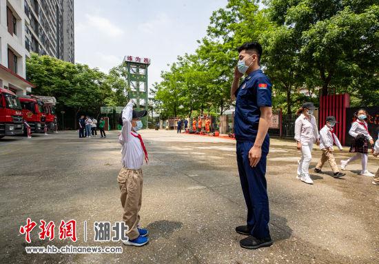 回馈市民关心 武汉各区消防站即日起开放预约