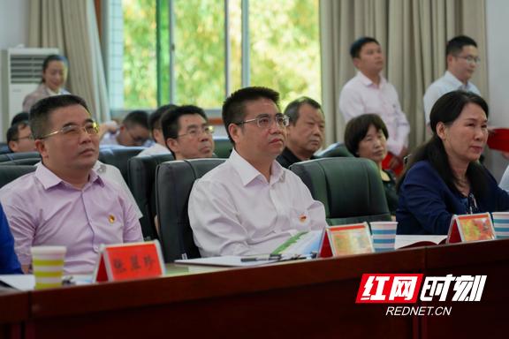 湘西州发改委举办庆祝中国共产党成立100周年红色经典诵读会