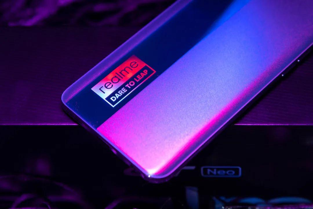 机海战术,realme 又一新机曝光,骁龙 768G+50W 有线充电