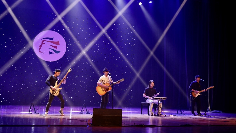 来深青工文体节宝安赛区青工歌手大赛和舞蹈大赛精彩举办