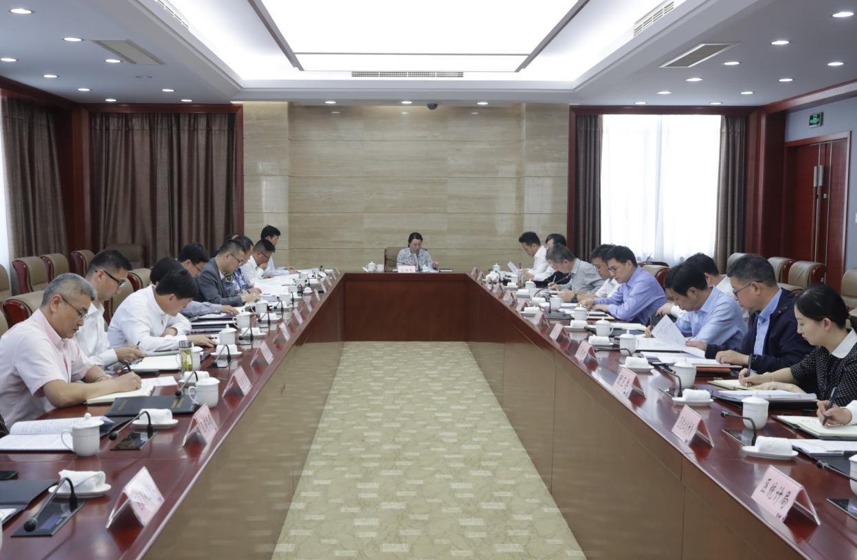 书记县长丨定海区委书记庄继艳:把握新发展阶段 推动高质量发展