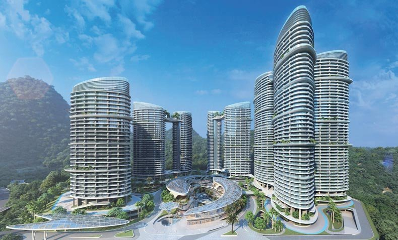 包租12年,7%年回报的马来西亚度假胜地五星级酒店奢装公寓云顶1号i