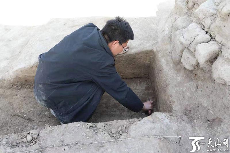 他们在新疆与历史对话之六|考古的乐趣:发现,好奇,再发现