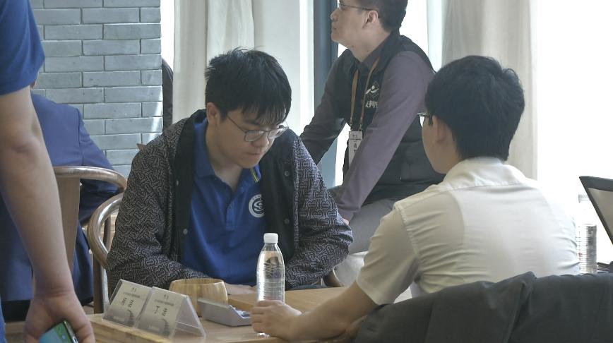 2021中国围棋甲级联赛在长兴开赛