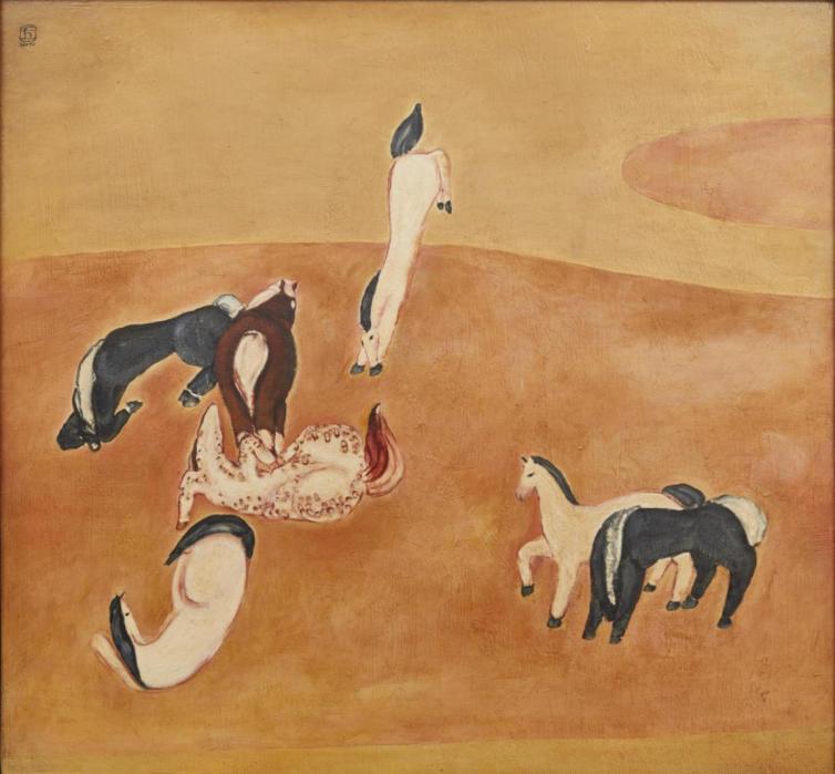 常玉、潘玉良、赵无极、吴冠中……中国美术由传统向现代转型,离不开这群二十世纪旅法艺术家