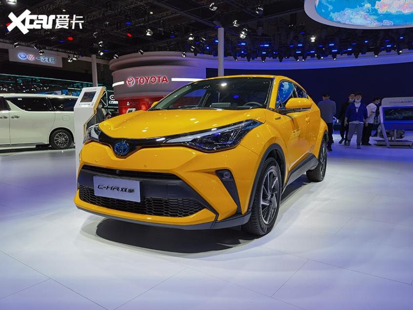 新款广汽丰田C-HR双擎版消息 5月底上市