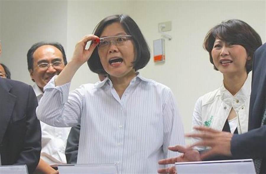 """国台办首提对""""台独""""的未来审判问题,蔡英文听懂了吗?"""