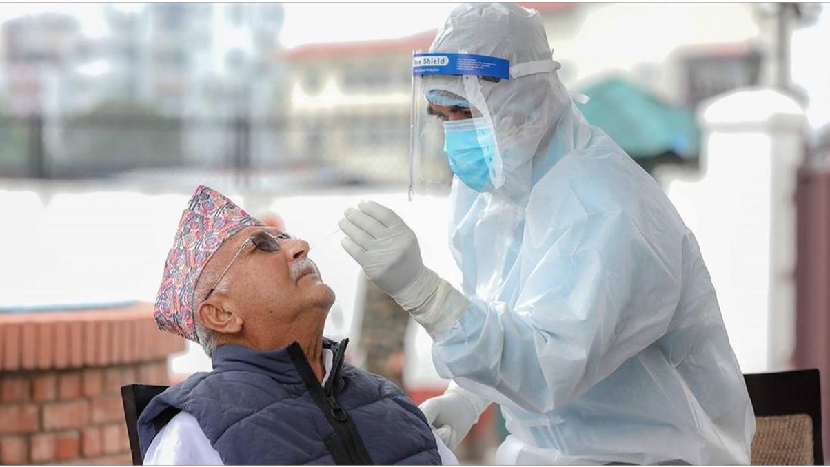 尼泊尔总理秘书处3人确诊新冠肺炎