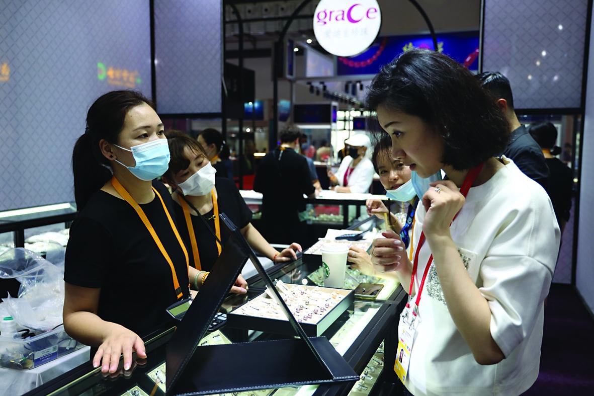 国际珠宝品牌的海南机会