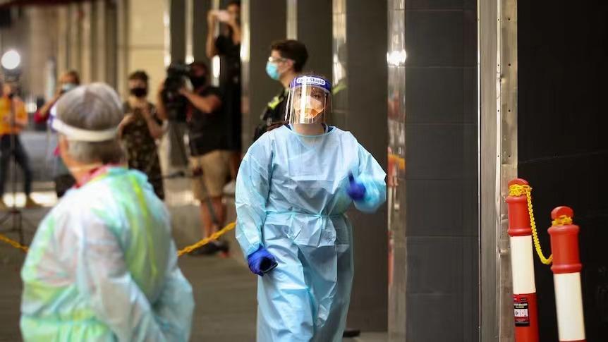 澳大利亚总理:要确保安全再开放边境