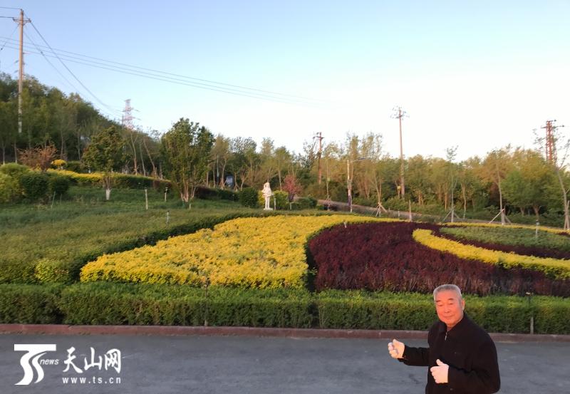 5月9日昌吉州等地有雨 乌鲁木齐市最高温26℃