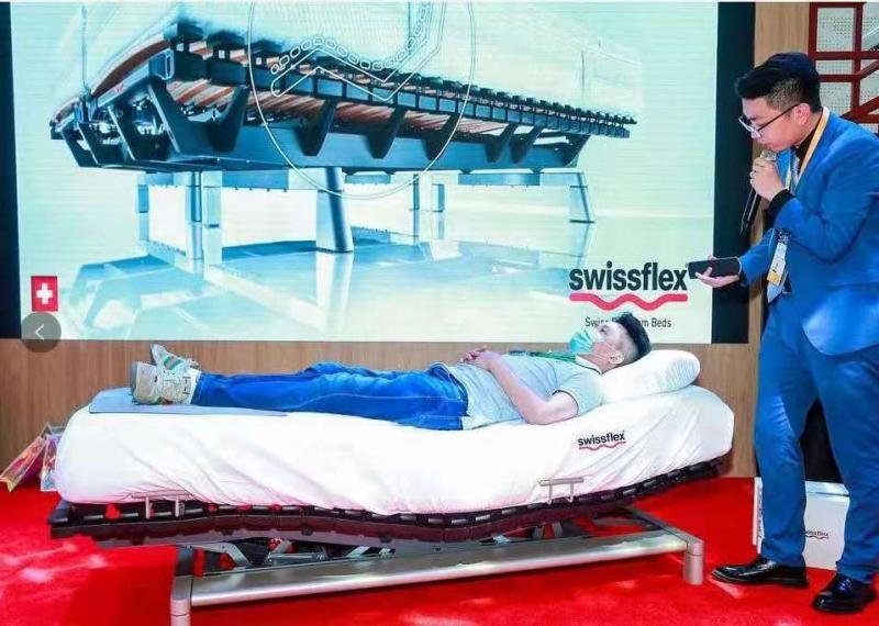 97岁瑞士功能床具品牌瑞福睡考虑海南落地生产