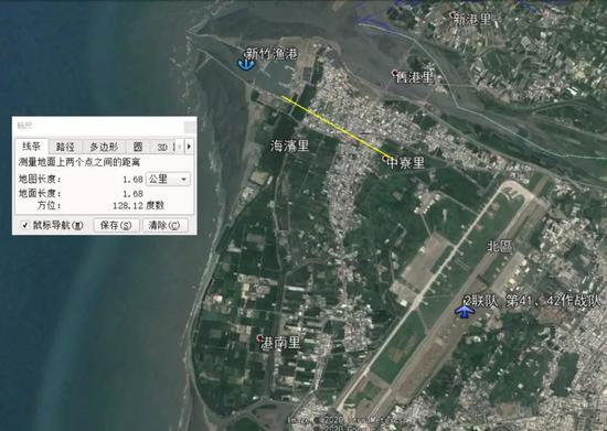整修一年 台空军新竹基地开张55架幻影战机即将回归