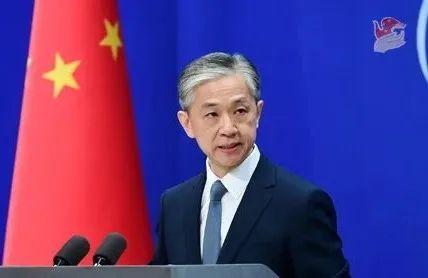 汪文斌 图源:外交部网站