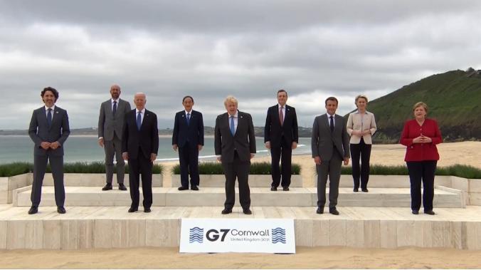 G7峰会:西方权力盛宴的黄昏
