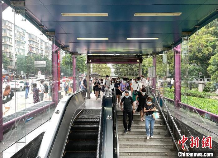 广州荔湾芳村片区公交、地铁恢复运营 番禺放宽堂食
