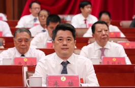 李楚当选广西桂林市市长