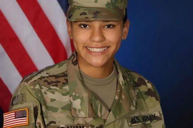 又有美国女兵死亡,与半年前另一起惊人相似!