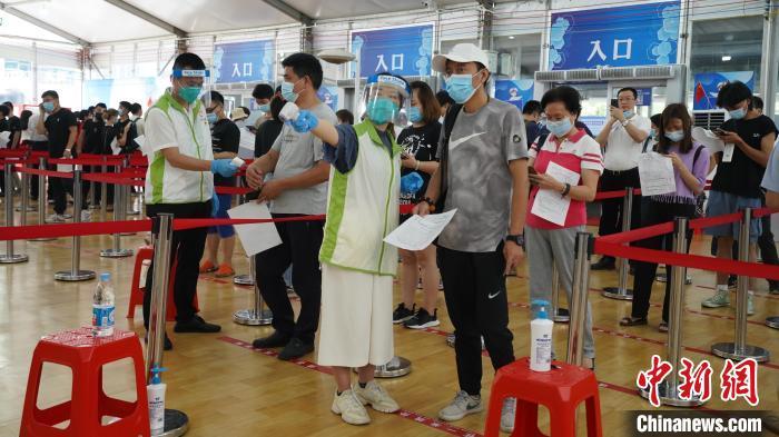 逾十万人次广州青年志愿者支援抗疫一线 服务时长超73.5万小时