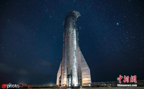 """SpaceX""""星舰""""火箭计划在7月进行首次轨道太空飞行"""