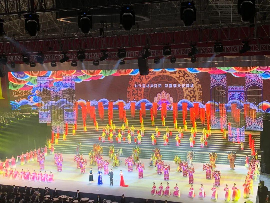 亮点不断!浙江省庆祝中国共产党成立100周年文艺演出现场画面来了