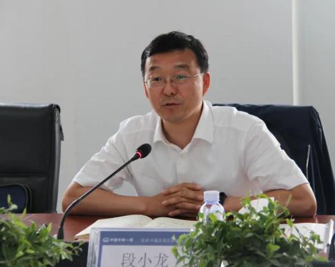 共青团陕西省委书记段小龙 已任宝鸡市委副书记