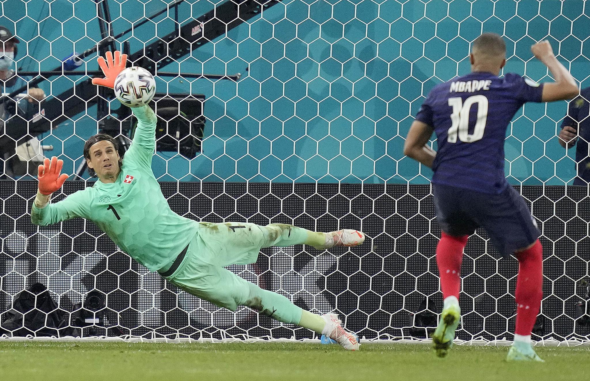 疯狂一夜!两场比赛进14球,法国队竟出局了