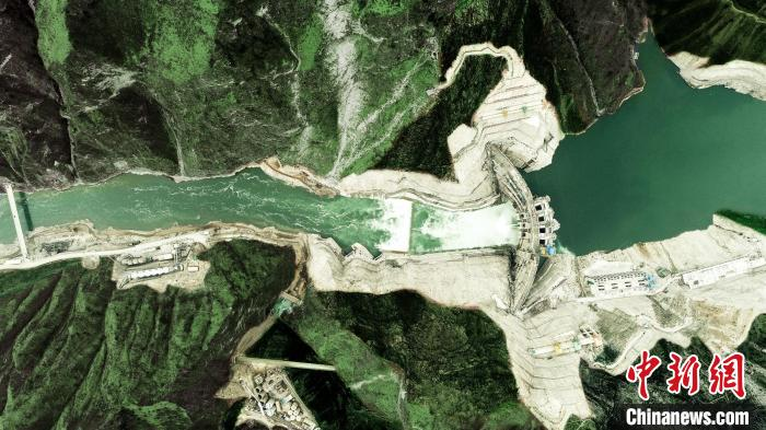 """探访国内首个百万千瓦级EPC水电项目:""""智能建设""""贯穿始终"""