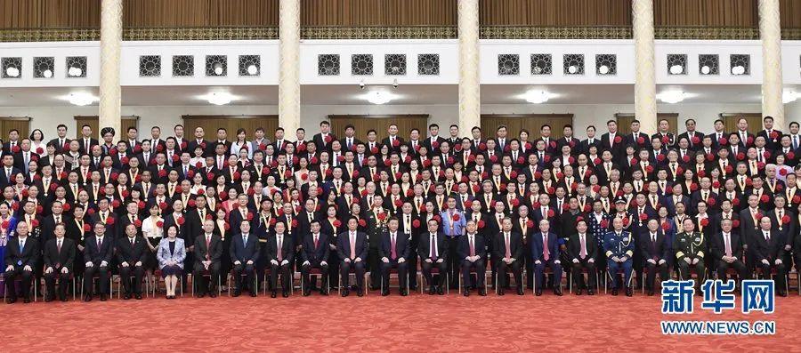 中央表彰的这700人,有5位县委书记,3位已去世2位在任