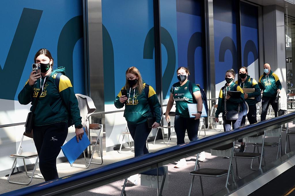 日媒:将有180名海外奥运选手团成员在7月份前抵日