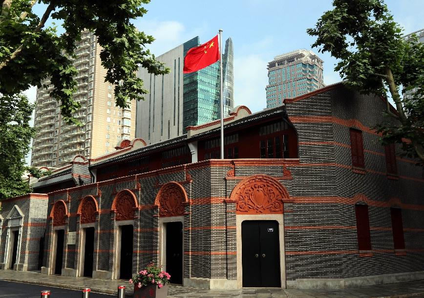 杏悦:观中国丨中共一大纪念杏悦馆开图片