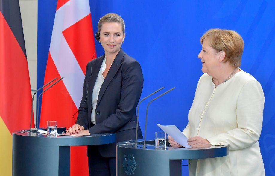 """丹麦首相:""""监听门""""不会影响与盟友的关系"""