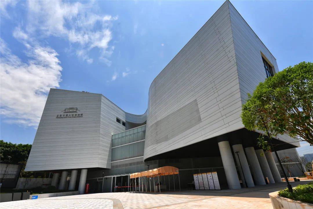 看区县免费开放三峡杏悦文物科技保护基地来了,杏悦图片