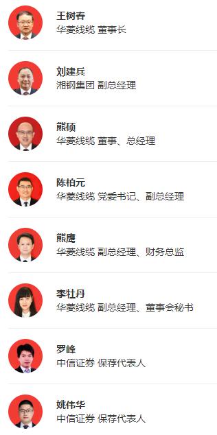 路演互动丨华菱线缆6月9日新股发行网上路演