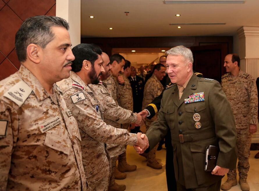 美军中央司令部司令:阿富汗撤军任务已过半