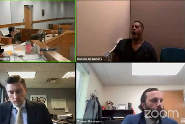 美国一保释犯两天内疯狂犯罪:杀人抢劫性侵