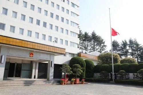 中国驻日本使馆提醒!图片
