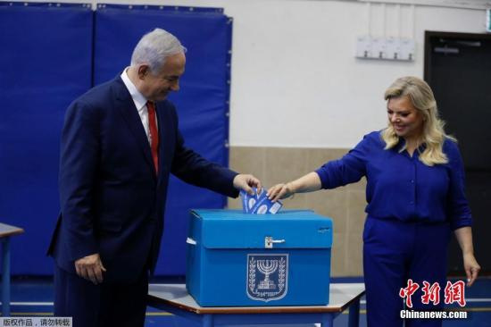 外媒:以色列前总理内塔尼亚胡一家已离开总理官邸